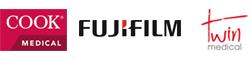 Cook-Fujifilm-Twin medical